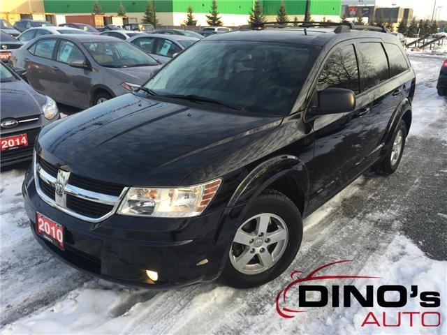 2010 Dodge Journey SE (Stk: 155795) in Orleans - Image 1 of 23