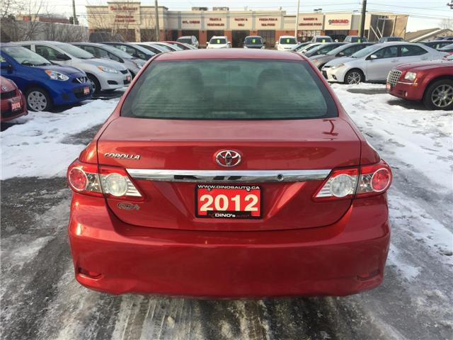 2012 Toyota Corolla CE (Stk: 892433) in Orleans - Image 3 of 21