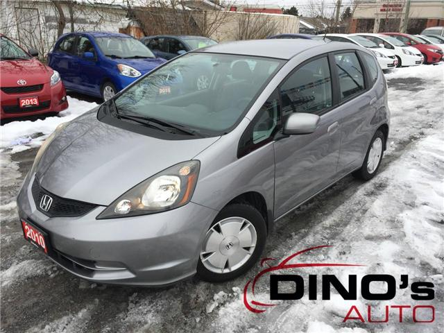 2010 Honda Fit LX (Stk: 805045) in Orleans - Image 1 of 23