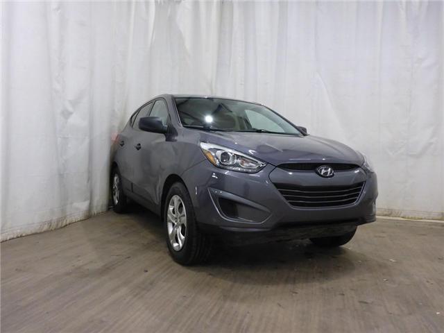 2014 Hyundai Tucson GL (Stk: 181130110) in Calgary - Image 1 of 28