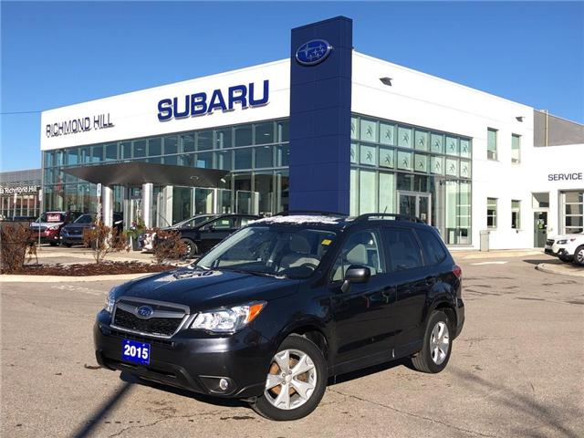 2015 Subaru Forester 2.5i Touring Package (Stk: LP0202) in RICHMOND HILL - Image 1 of 24