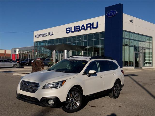 2015 Subaru Outback 2.5i Limited Package (Stk: LP0203) in RICHMOND HILL - Image 1 of 25