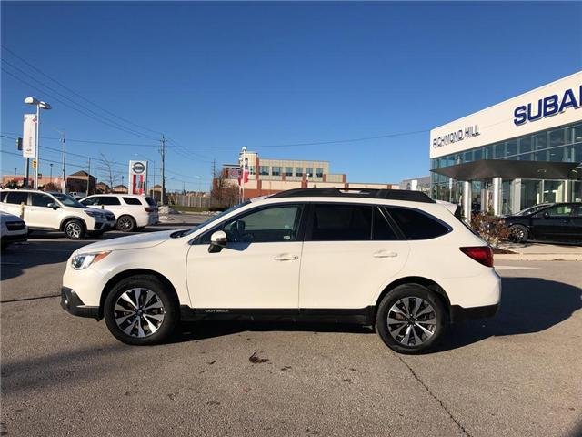 2015 Subaru Outback 2.5i Limited Package (Stk: LP0203) in RICHMOND HILL - Image 2 of 25
