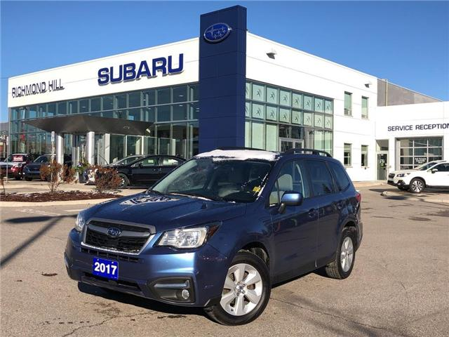 2017 Subaru Forester 2.5i Convenience (Stk: P03764) in RICHMOND HILL - Image 1 of 23