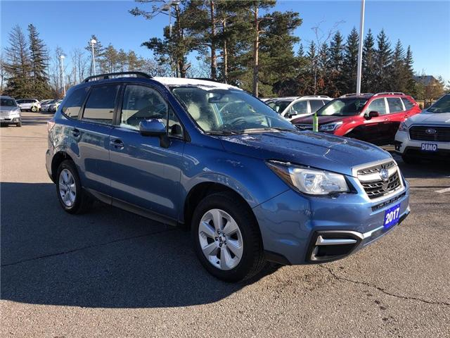 2017 Subaru Forester 2.5i Convenience (Stk: P03764) in RICHMOND HILL - Image 7 of 23