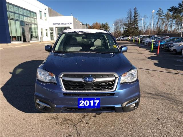 2017 Subaru Forester 2.5i Convenience (Stk: P03764) in RICHMOND HILL - Image 8 of 23
