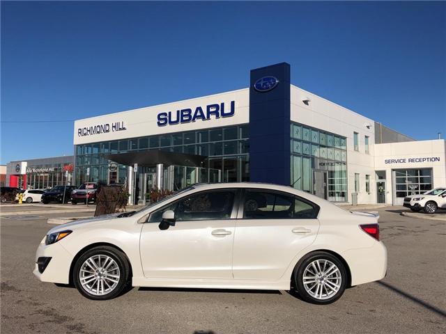 2016 Subaru Impreza 2.0i Sport Package (Stk: LP0205) in RICHMOND HILL - Image 2 of 23