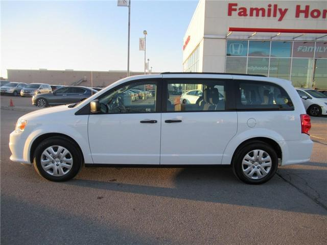 2019 Dodge Grand Caravan CVP/SXT, BRAND NEW!!! (Stk: 9006185A) in Brampton - Image 2 of 28