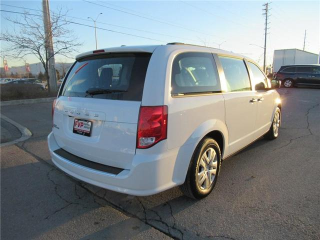 2019 Dodge Grand Caravan CVP/SXT, BRAND NEW!!! (Stk: 9006185A) in Brampton - Image 5 of 28