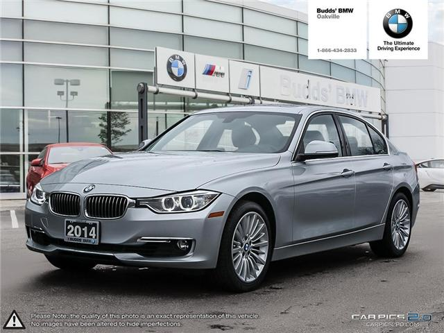 2014 BMW 328i xDrive (Stk: DB5457) in Oakville - Image 1 of 22