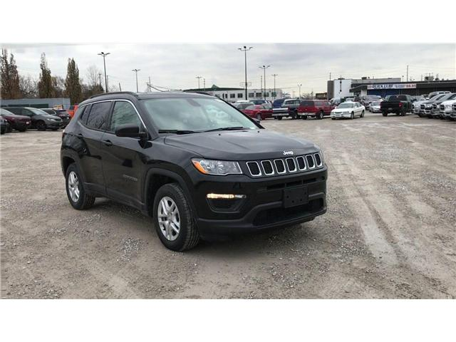 2019 Jeep Compass Sport (Stk: 19502) in Windsor - Image 2 of 11