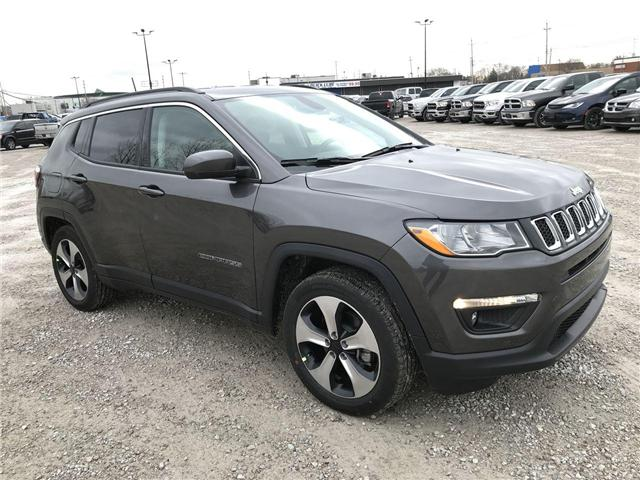 2019 Jeep Compass North (Stk: 19501) in Windsor - Image 1 of 11