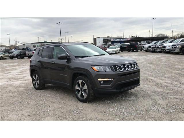 2019 Jeep Compass North (Stk: 19501) in Windsor - Image 2 of 11