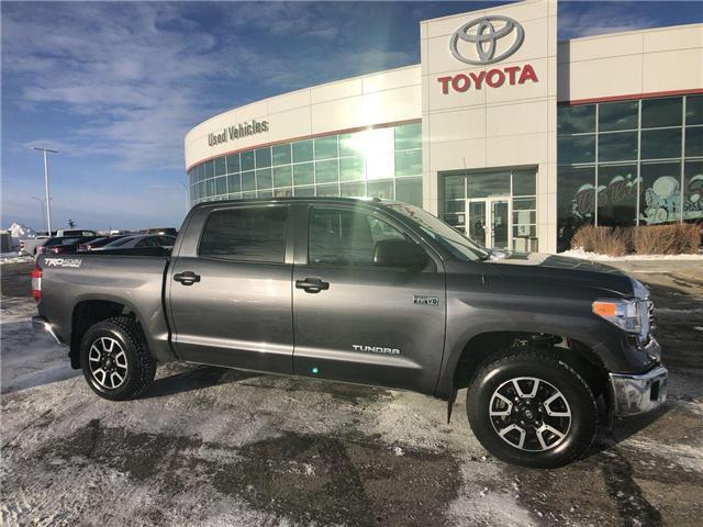 2016 Toyota Tundra SR5 5.7L V8 (Stk: 28M0347A) in Calgary - Image 1 of 16