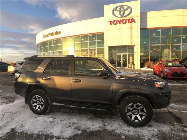 2018 Toyota 4Runner SR5 (Stk: 2900237A) in Calgary - Image 1 of 17