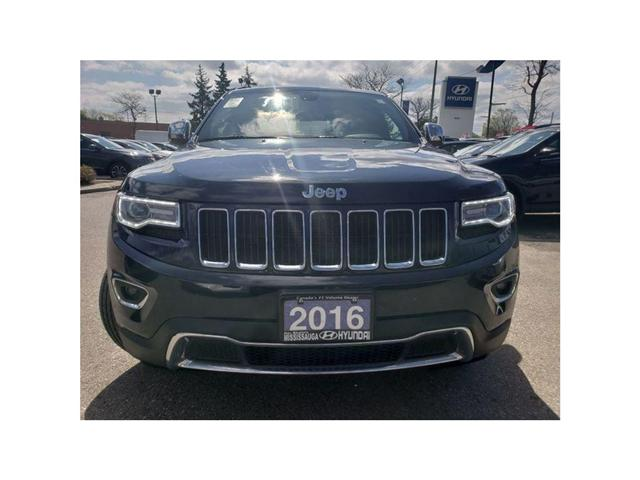 2016 Jeep Grand Cherokee Limited Luxery pkg Great deal.! CALL US NOW!! (Stk: OP9836) in Mississauga - Image 2 of 20