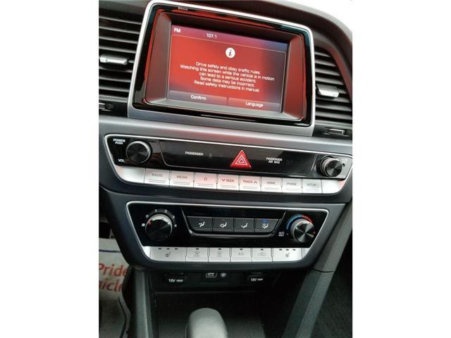 2018 Hyundai Sonata Sport (Stk: op9980) in Mississauga - Image 10 of 15