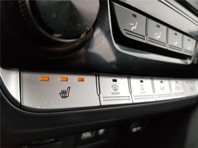 2018 Hyundai Sonata Sport (Stk: op9980) in Mississauga - Image 12 of 15