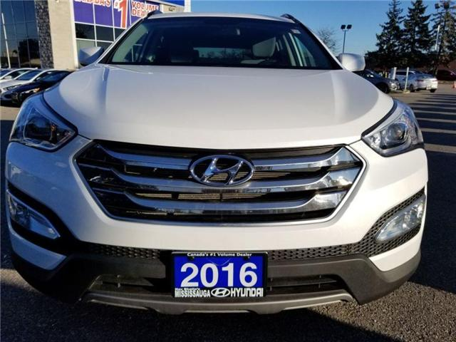 2016 Hyundai Santa Fe Sport 2.4 GREAT DEAL (Stk: op10039) in Mississauga - Image 2 of 16