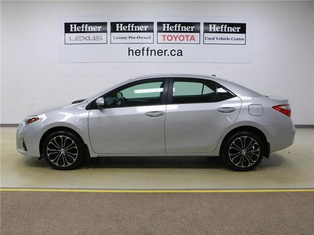 2016 Toyota Corolla  (Stk: 186446) in Kitchener - Image 19 of 28