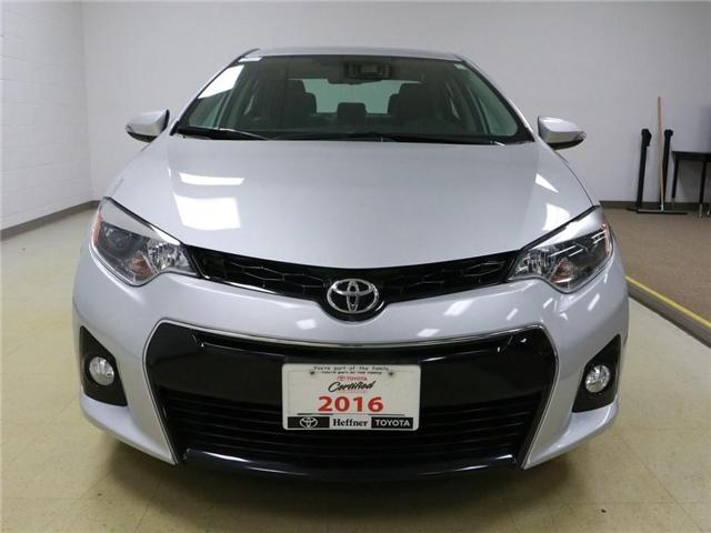 2016 Toyota Corolla  (Stk: 186446) in Kitchener - Image 20 of 28