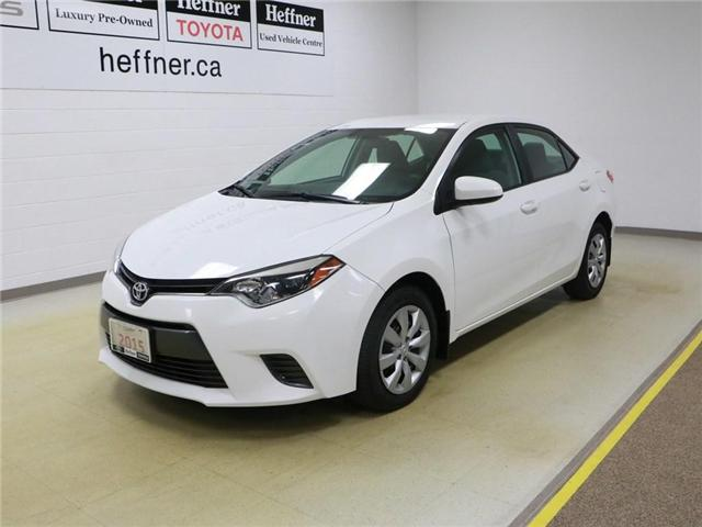 2015 Toyota  (Stk: 186462) in Kitchener - Image 1 of 27