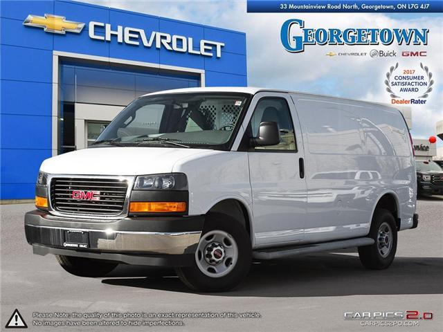 2017 GMC Savana 2500 Work Van (Stk: 28679) in Georgetown - Image 1 of 27