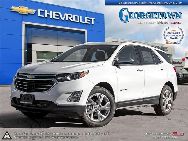 2019 Chevrolet Equinox Premier (Stk: 28672) in Georgetown - Image 1 of 27