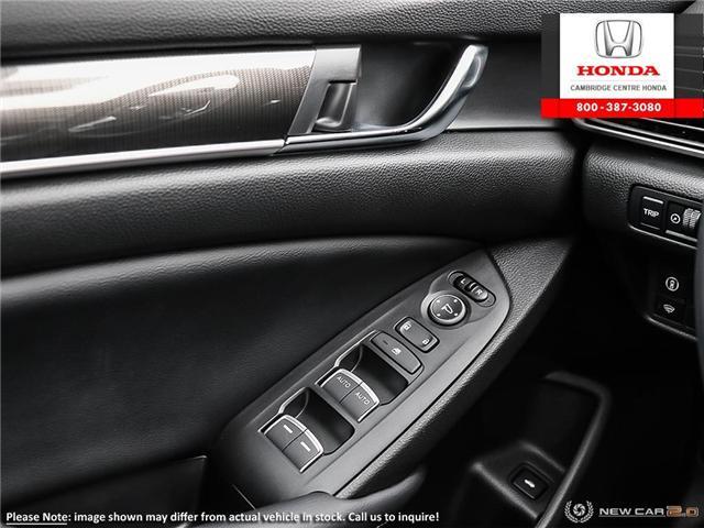 2019 Honda Accord Sport 1.5T (Stk: 19198) in Cambridge - Image 17 of 24