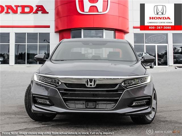 2019 Honda Accord Touring 1.5T (Stk: 19209) in Cambridge - Image 2 of 24