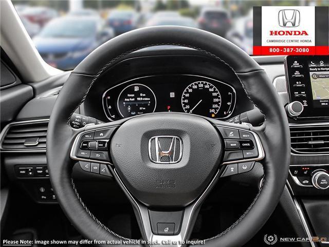 2019 Honda Accord Touring 1.5T (Stk: 19209) in Cambridge - Image 14 of 24