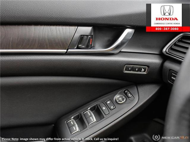 2019 Honda Accord Touring 1.5T (Stk: 19209) in Cambridge - Image 17 of 24