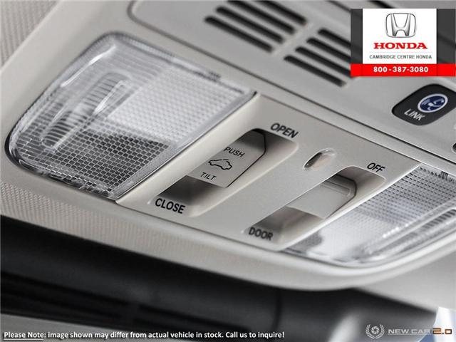 2019 Honda Accord Touring 1.5T (Stk: 19209) in Cambridge - Image 20 of 24