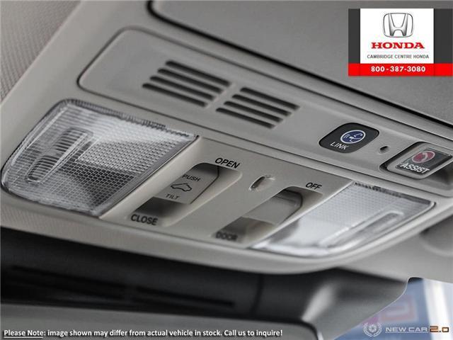 2019 Honda Accord Touring 1.5T (Stk: 19206) in Cambridge - Image 20 of 24