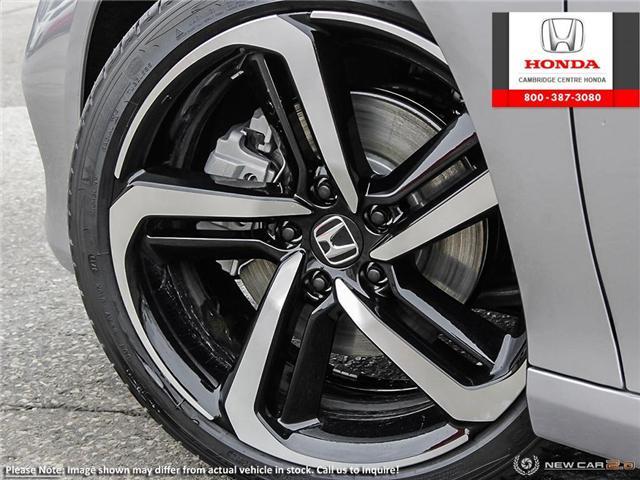 2019 Honda Accord Sport 1.5T (Stk: 19210) in Cambridge - Image 8 of 24