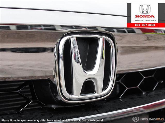 2019 Honda Accord Sport 1.5T (Stk: 19210) in Cambridge - Image 9 of 24