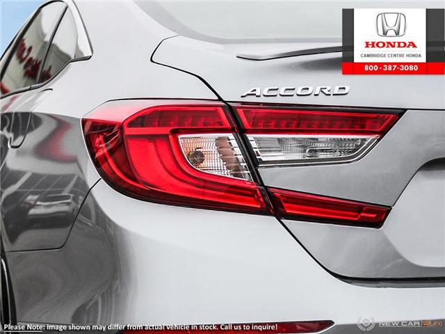 2019 Honda Accord Sport 1.5T (Stk: 19210) in Cambridge - Image 11 of 24