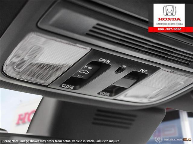 2019 Honda Accord Sport 1.5T (Stk: 19210) in Cambridge - Image 20 of 24