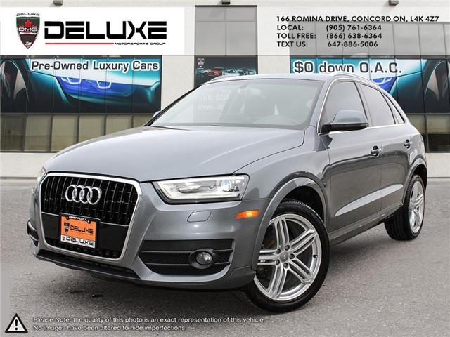 2015 Audi Q3 2.0T Progressiv (Stk: D0512) in Concord - Image 1 of 18