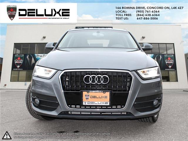 2015 Audi Q3 2.0T Progressiv (Stk: D0512) in Concord - Image 2 of 18