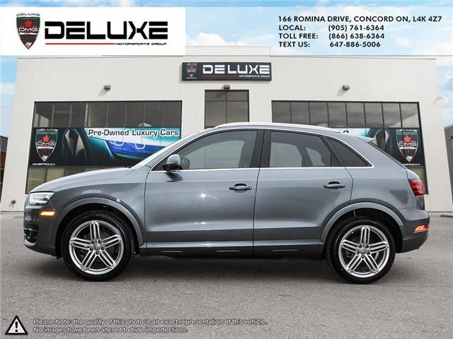 2015 Audi Q3 2.0T Progressiv (Stk: D0512) in Concord - Image 3 of 18