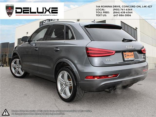 2015 Audi Q3 2.0T Progressiv (Stk: D0512) in Concord - Image 4 of 18