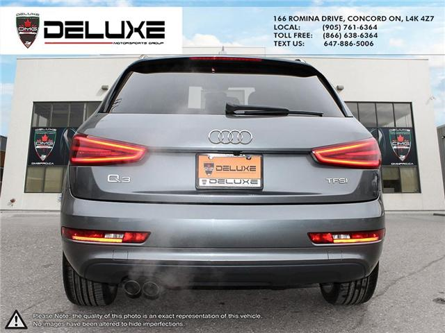 2015 Audi Q3 2.0T Progressiv (Stk: D0512) in Concord - Image 5 of 18