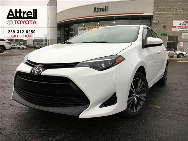 2019 Toyota Corolla LE UPGRADE PACKAGE (Stk: 42969) in Brampton - Image 1 of 24