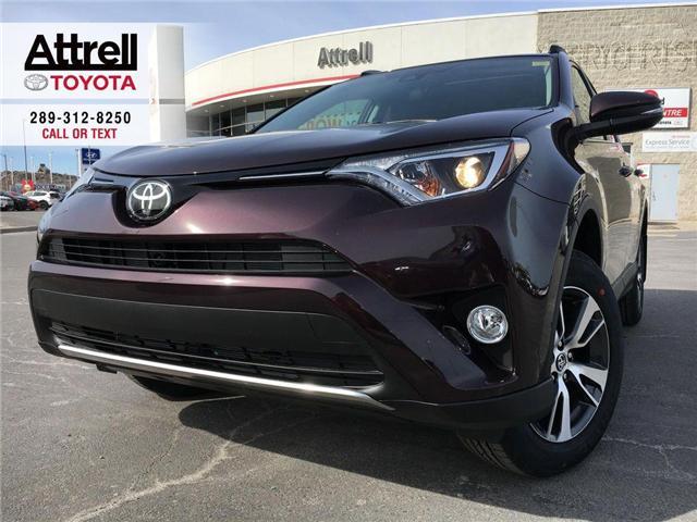 2018 Toyota RAV4 AWD XLE (Stk: 42386X1) in Brampton - Image 1 of 25