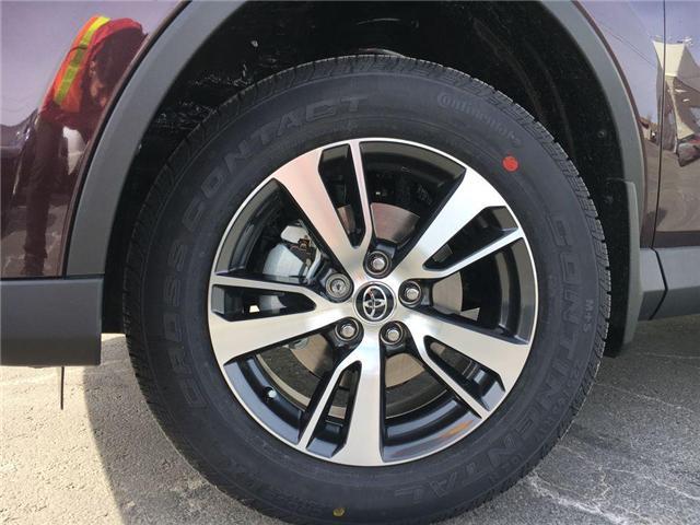 2018 Toyota RAV4 AWD XLE (Stk: 42386X1) in Brampton - Image 2 of 25