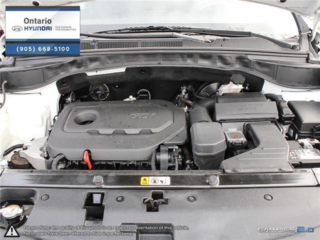 2018 Hyundai Santa Fe Sport 2.4 SE / AWD (Stk: 17177K) in Whitby - Image 8 of 27