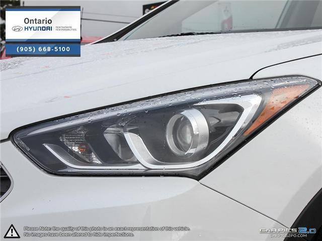 2018 Hyundai Santa Fe Sport 2.4 SE / AWD (Stk: 17177K) in Whitby - Image 10 of 27