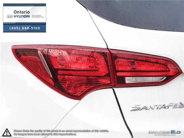 2018 Hyundai Santa Fe Sport 2.4 SE / AWD (Stk: 17177K) in Whitby - Image 12 of 27