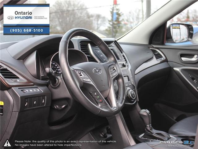 2018 Hyundai Santa Fe Sport 2.4 SE / AWD (Stk: 17177K) in Whitby - Image 13 of 27